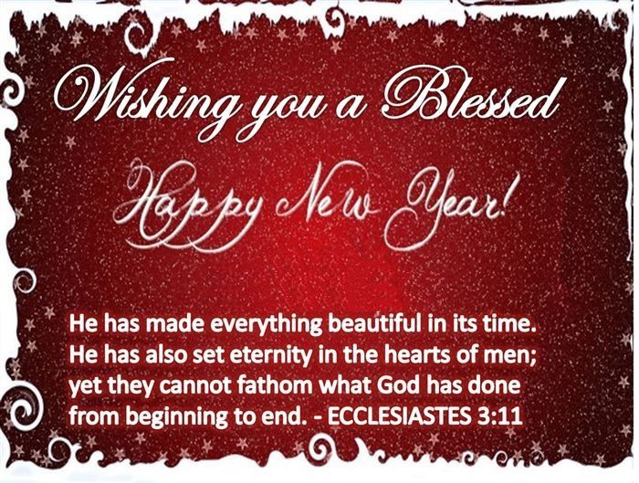 Wishing You A Blessed Happy New Year New Year Wishes Quotes New Years Prayer Quotes About New Year