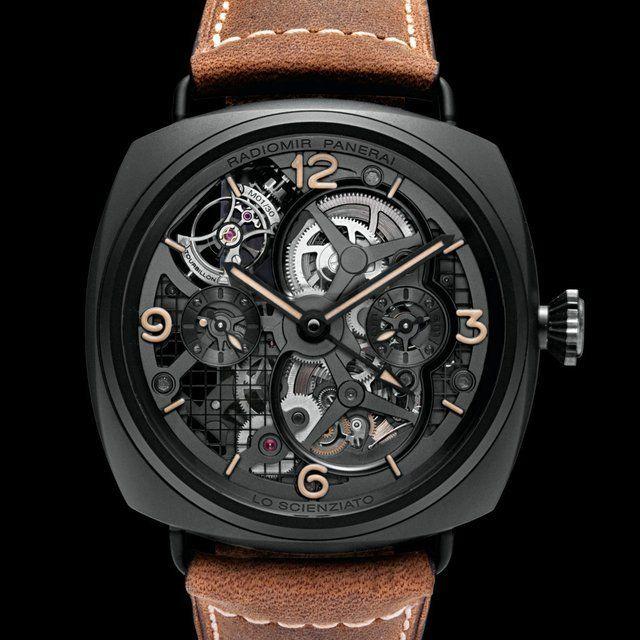 Panerai PAM00350 Skeleton Watch