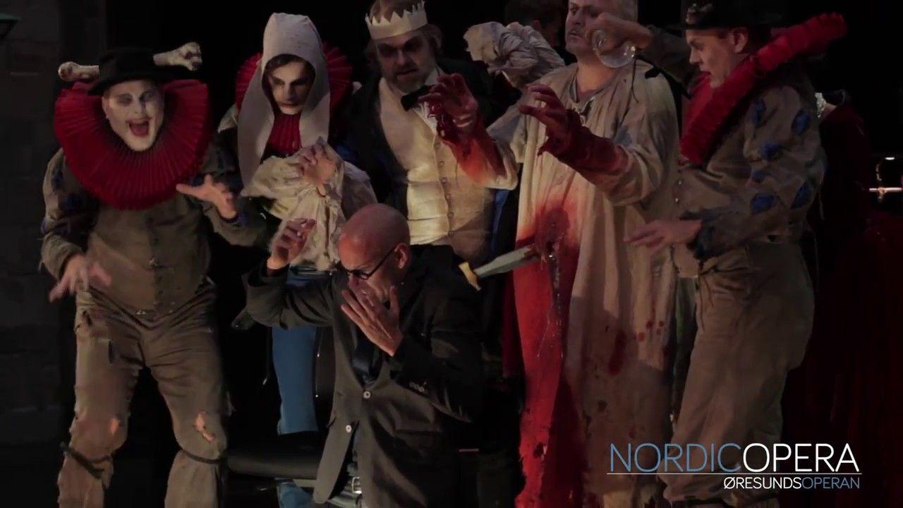 Hamlet in Absentia - Teaser trailer