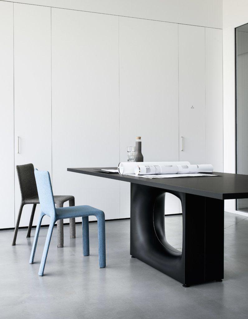 Kristalia Holo Table Metal Contemporary Dining Room Furniture