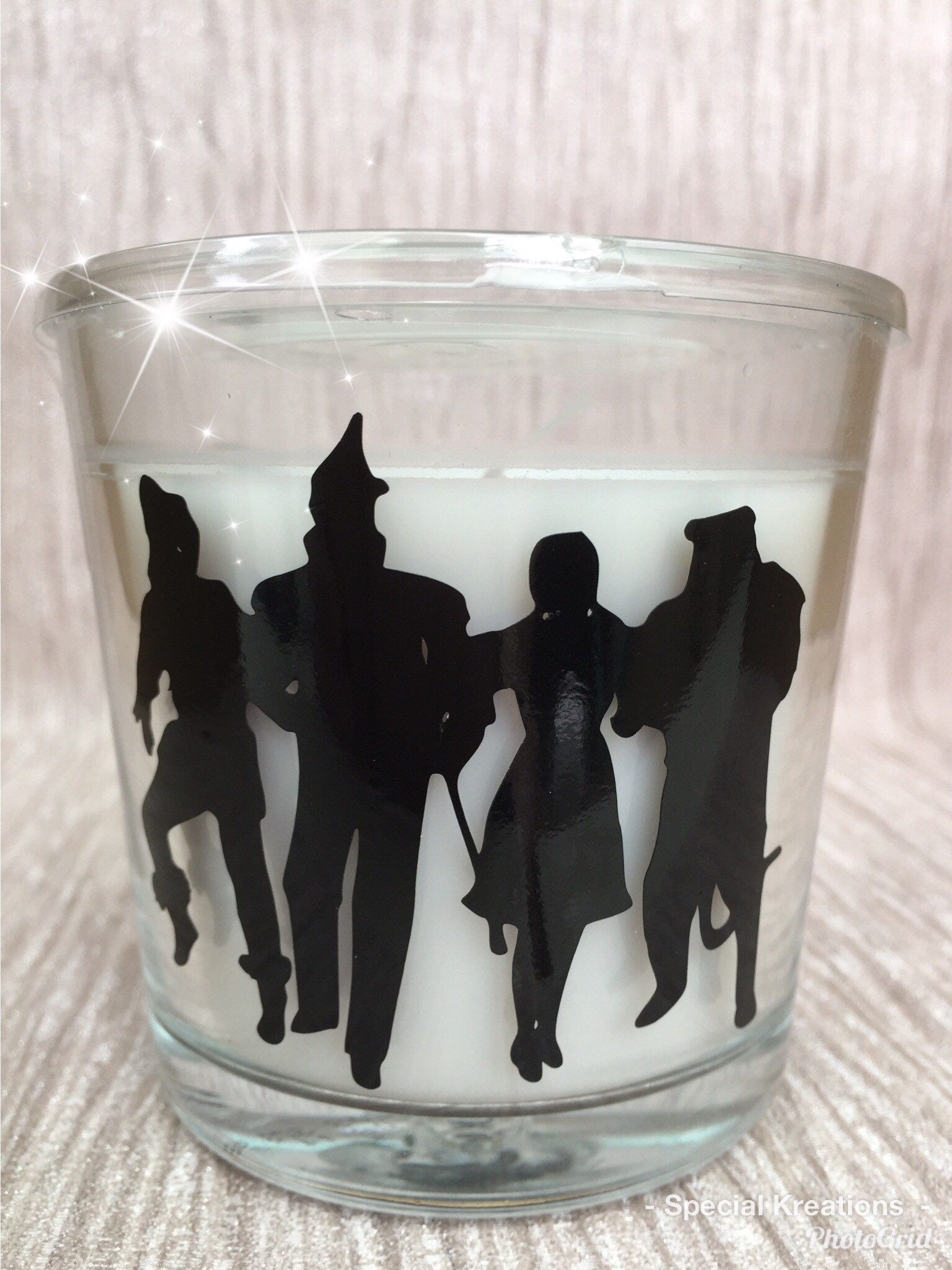 Wizard Of Oz Candle Birthday Valentines Day Mothers By SpecialKreations1 On Etsy