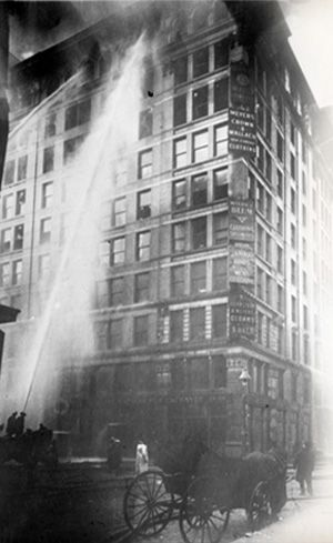 My students always remember the triangle shirtwaist factory fire.  These are resources I haven't seen before, this opens up tons of lesson options!