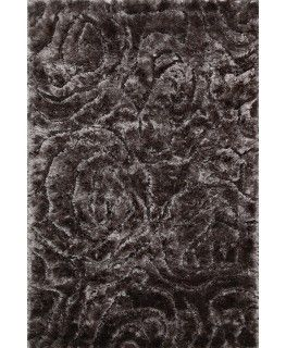 Rugsville Silky Shag Gray 10957 6x9 Rug Buy Area Rugs Buying