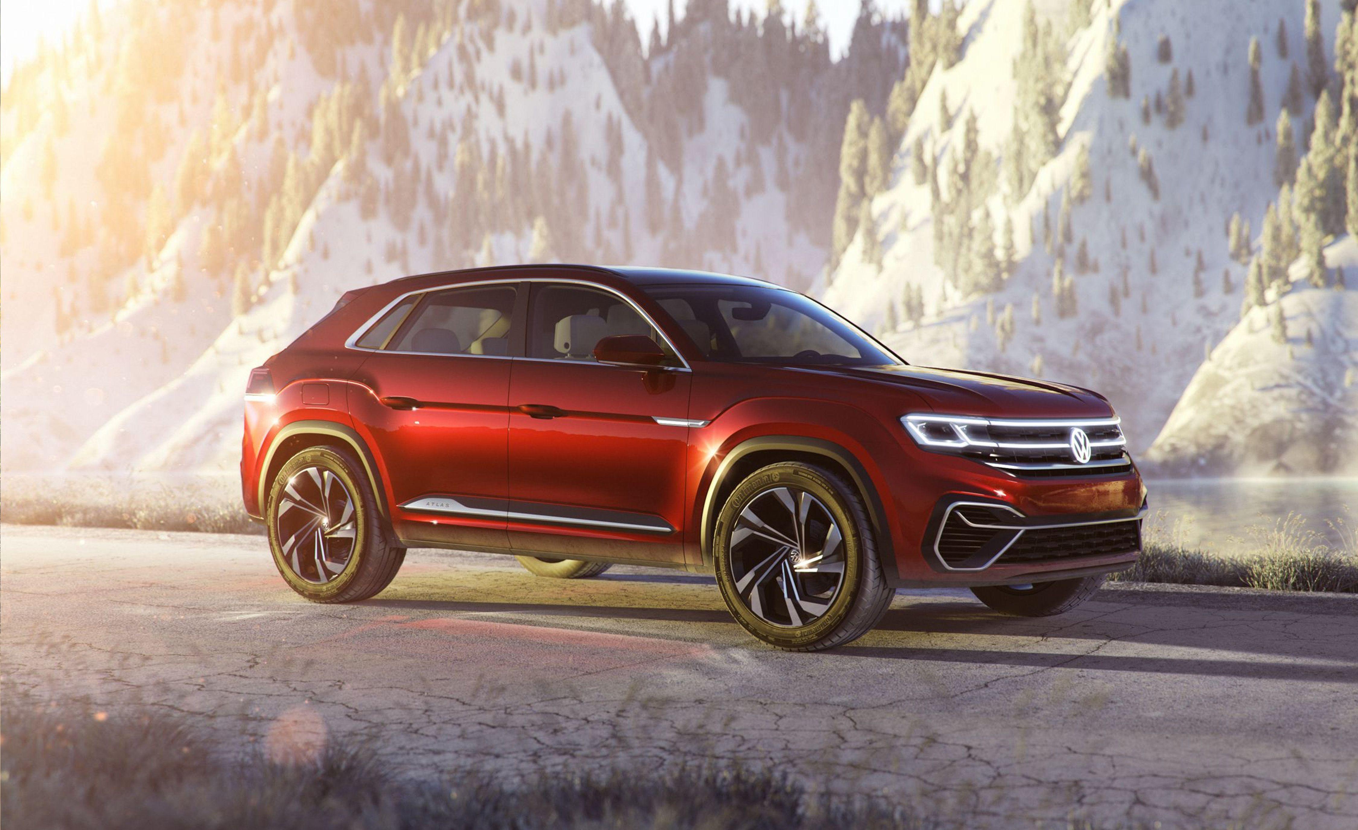 2020 Volkswagen Atlas Cross Sport to Get New Tech, Will