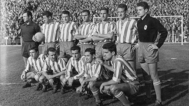 1957/58 Real Sociedad