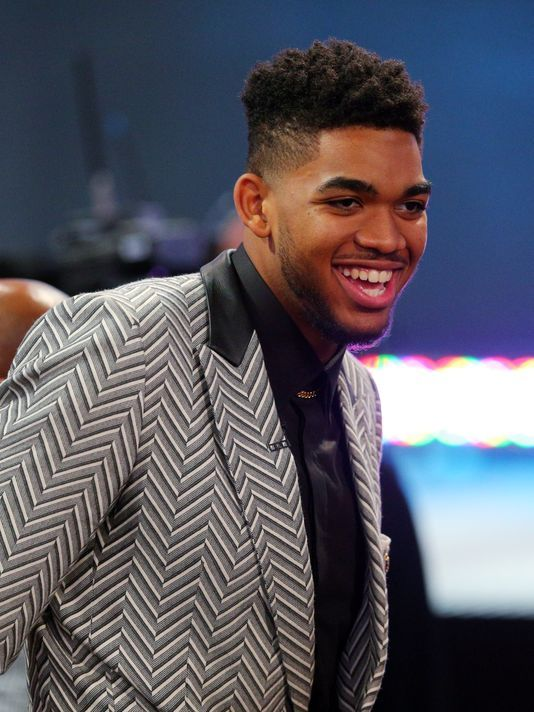 Karl Anthony Towns Haircut : anthony, towns, haircut, Timberwolves, Select, Karl-Anthony, Towns, Draft, Anthony, Towns,, Anthony,