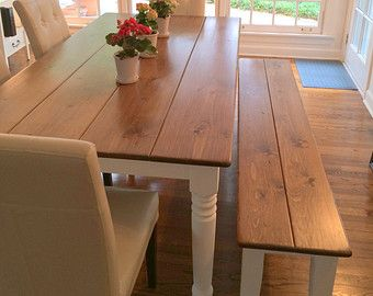 Farmhouse Style Table Dining Room Farm By Kkfurniture