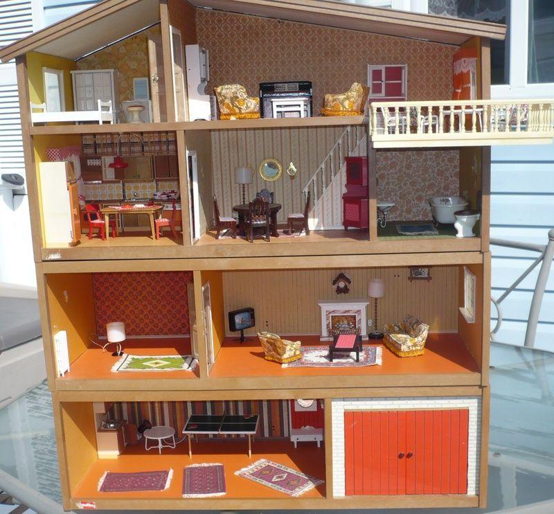 miniature dollhouse furnishings catalogs  engine  auto