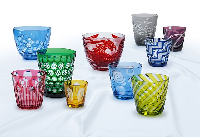 rotter glas drinkware cut glass drinkware and tumbler