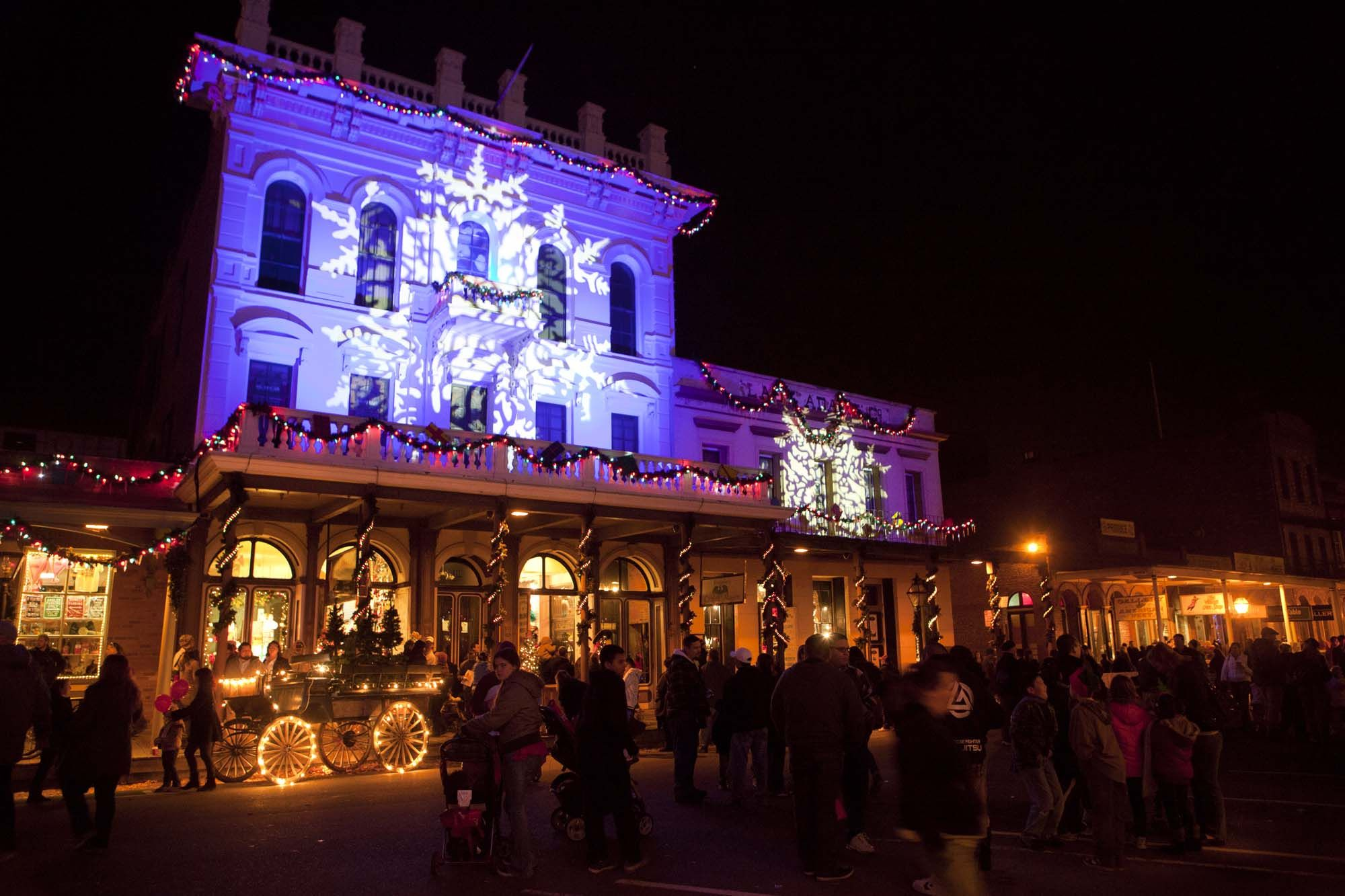 Theatre of Lights artfully mixes the historic charm of Old ...