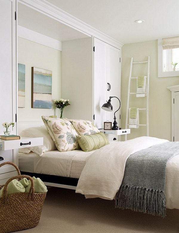 Schlafzimmer Im Keller Einrichten Weiche Heimtextilien