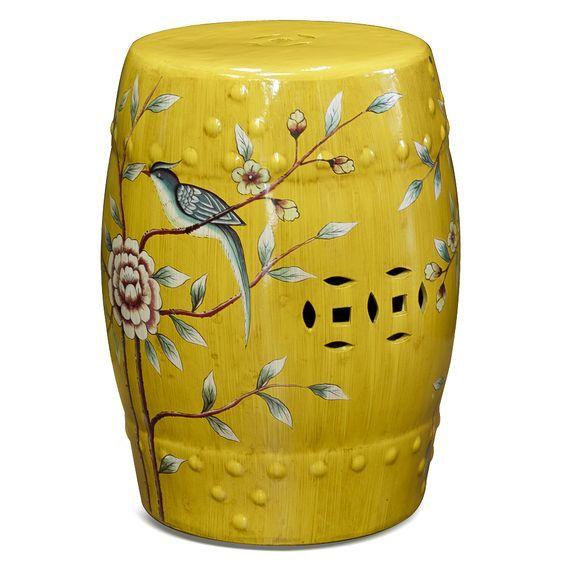 Porcelain Garden Stool, Porcelain Garden Stools Chinese