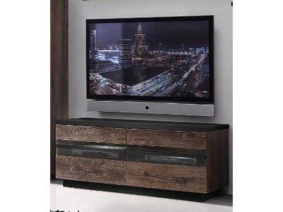 tv furniture meuble tv abro table basse verre indy bois wenge