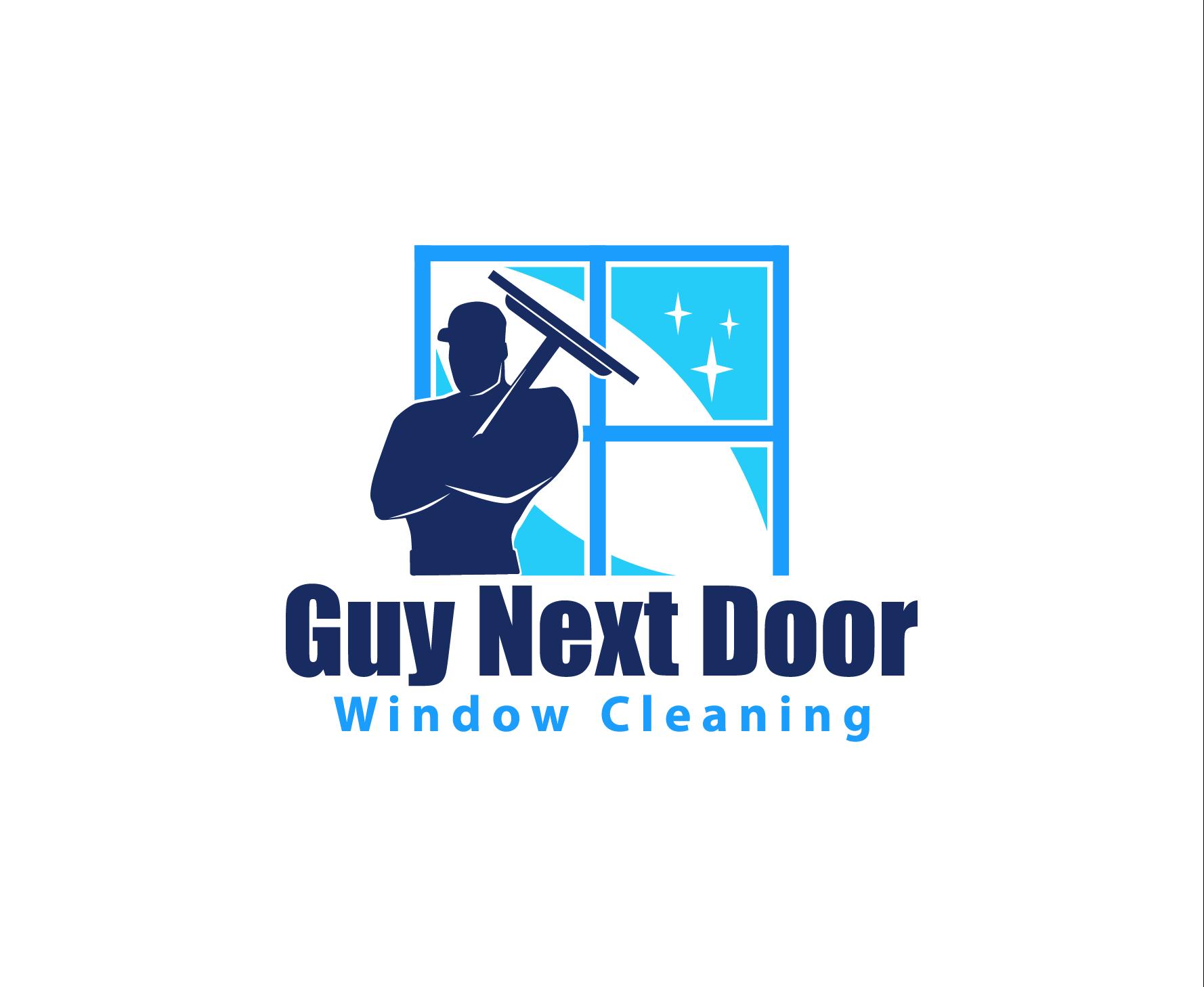 guy next door window