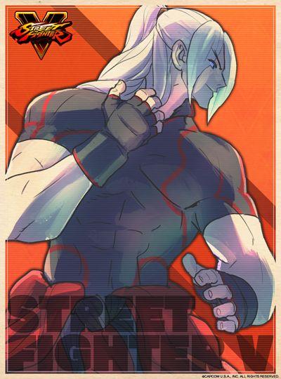 Street Fighter 5 Ken Profile Image Gallery Street Fighter Street Fighter 5 Street Fighter Art