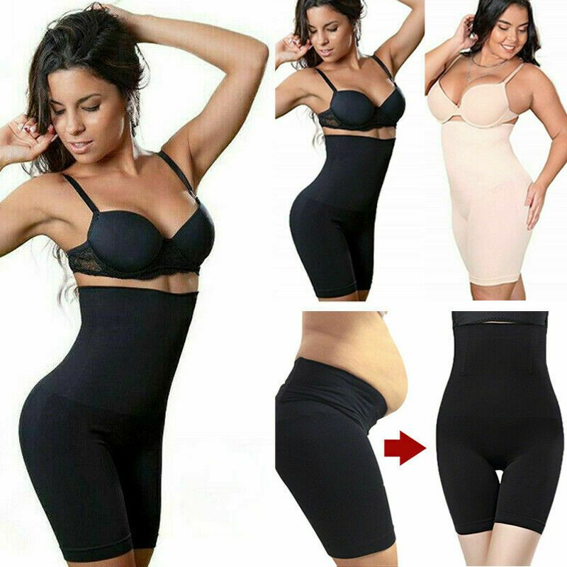 All Day Every Day High-Waisted ShaperS Shorts Tummy Contr C Shapermint Empetua