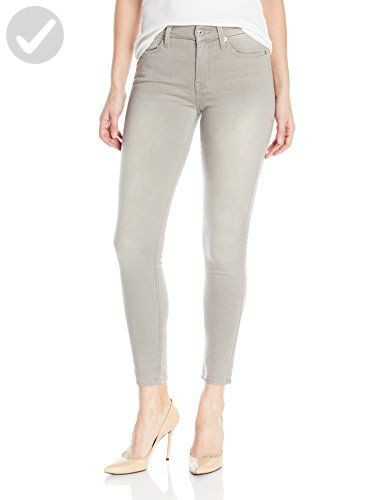 2e01eb4e0 7 For All Mankind Women's Ankle Skinny, Featherweight Grey, 32 - All about  women (*Amazon Partner-Link)