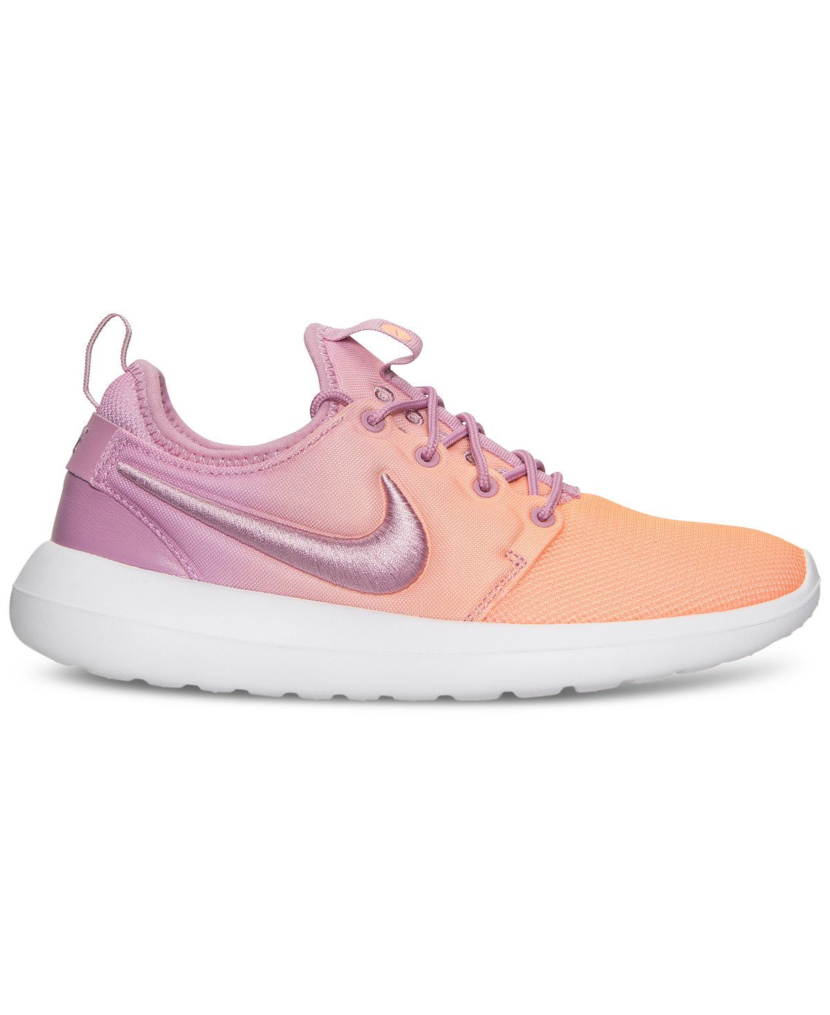 2e580481acc4 Nike Women s Roshe Two Breeze Casual Sneakers from Finish Line - Finish  Line Athletic Sneakers - Shoes - Macy s
