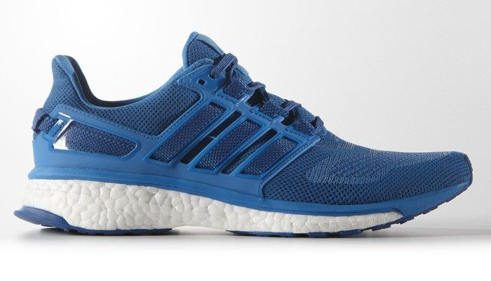 Adidas Energy Boost 3 Shock Blue White Shocking Blue Adidas White Kicks