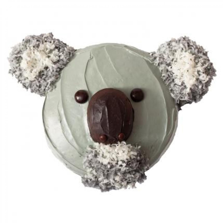 Pleasing Koala Birthday Cake Design Animal Birthday Cakes Unique Funny Birthday Cards Online Hetedamsfinfo