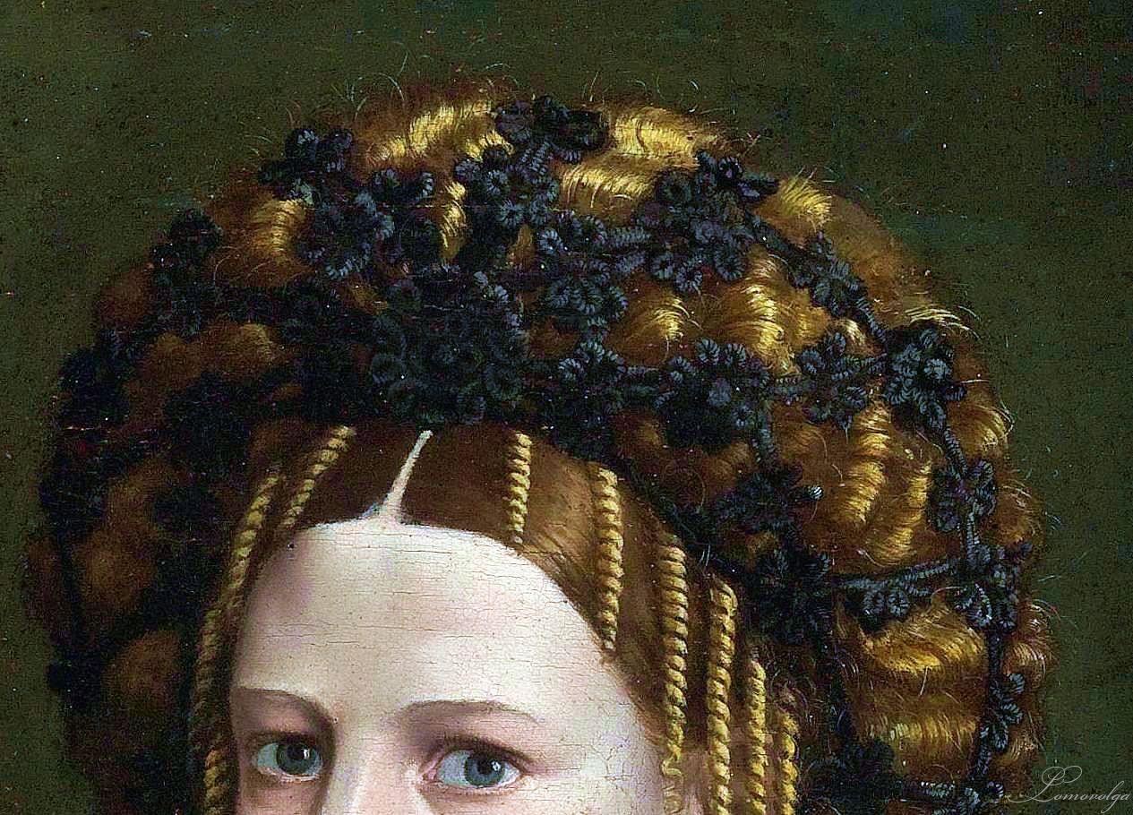 Image result for Gabriele Cappellini, called Calzolaretto PORTRAIT OF LAURA PISANI