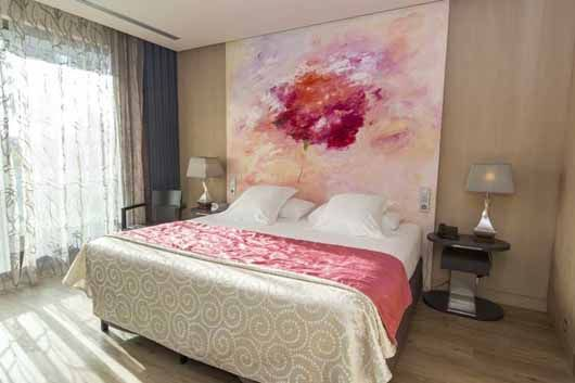 Superior double room - Hotel MIM, beach in Sitges