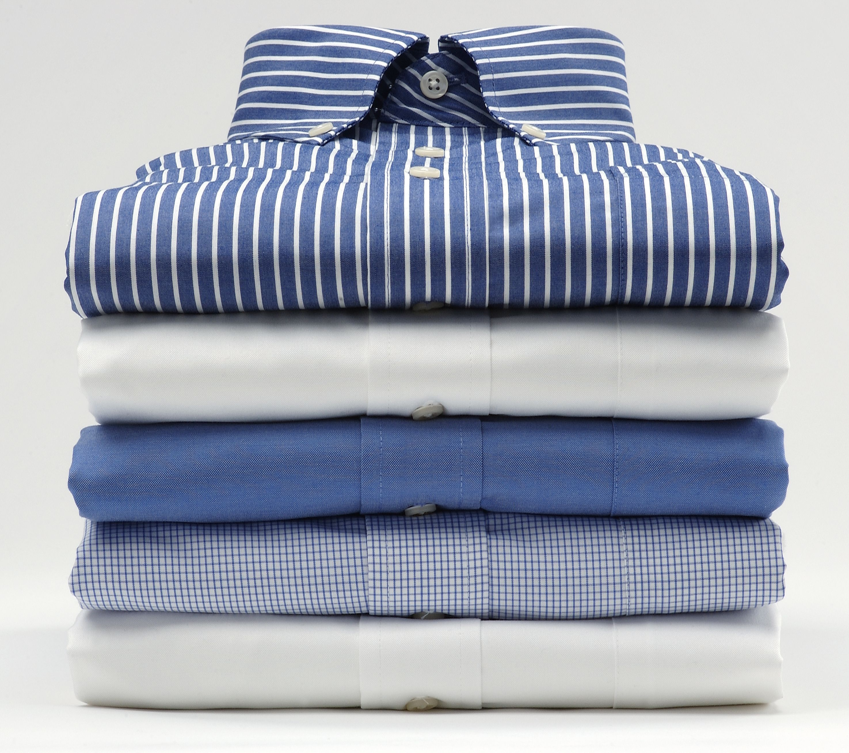 how to properly pack dress shirts for shipping