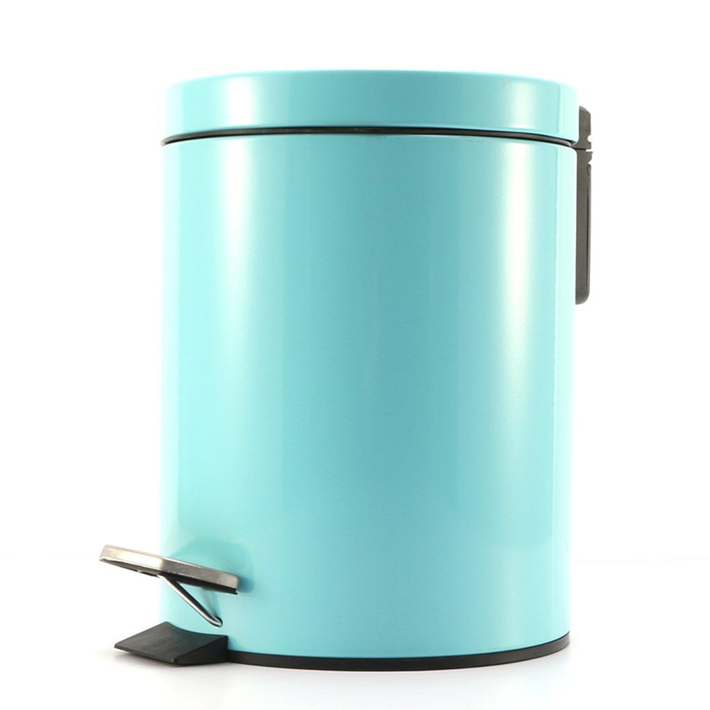Amg And Enchante Accessories Round Waste Bin 5l Garbage Trash