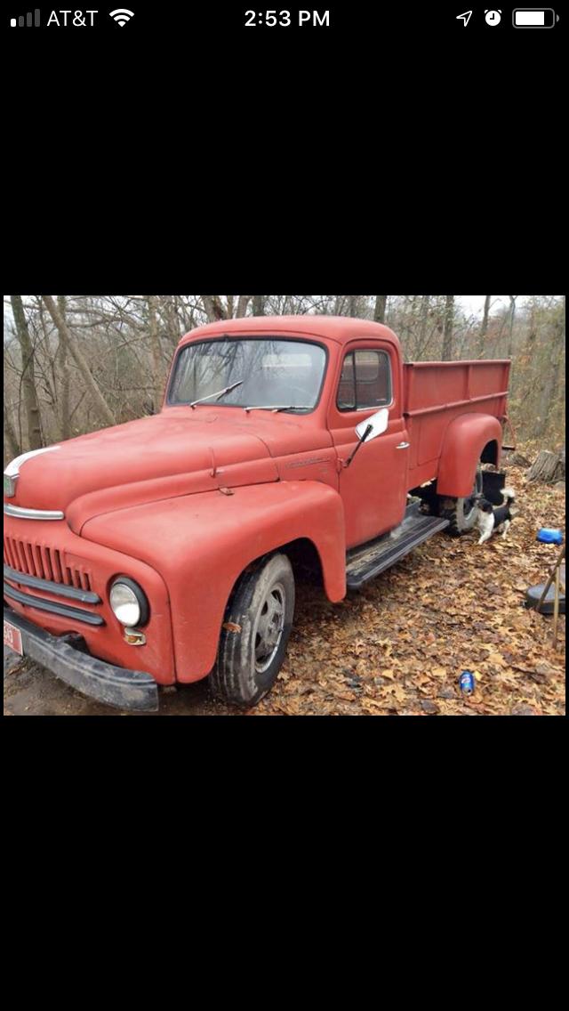 L 130 That Was For Sale On Facebook Craigslist Trucks International Harvester Old Cars