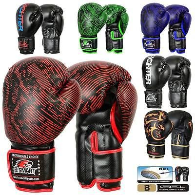 Smart JuniorFocus Pad,Hook and Jab,MMA Boxing Kick Muay Thai Mitts Kids Training