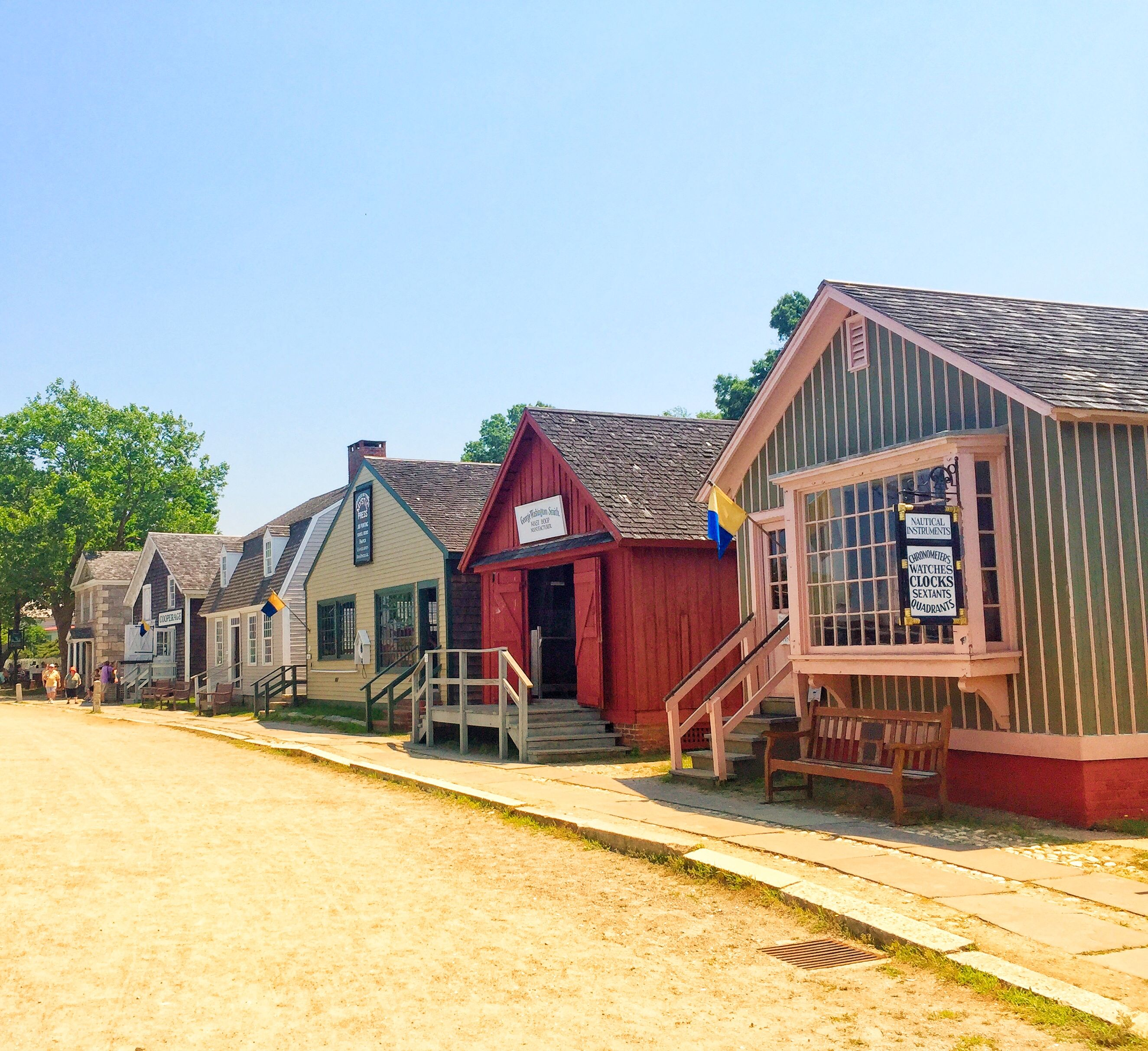 Old Mystic Seaport