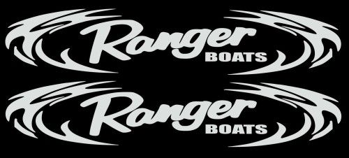 Ranger Boats Tribal Decal Sticker Set Choose Color X Www - Ranger bass boat decals