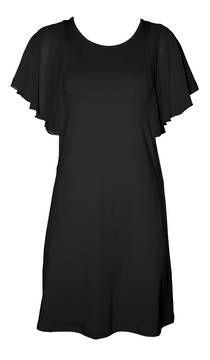 Butterfly Dream Dress - Black