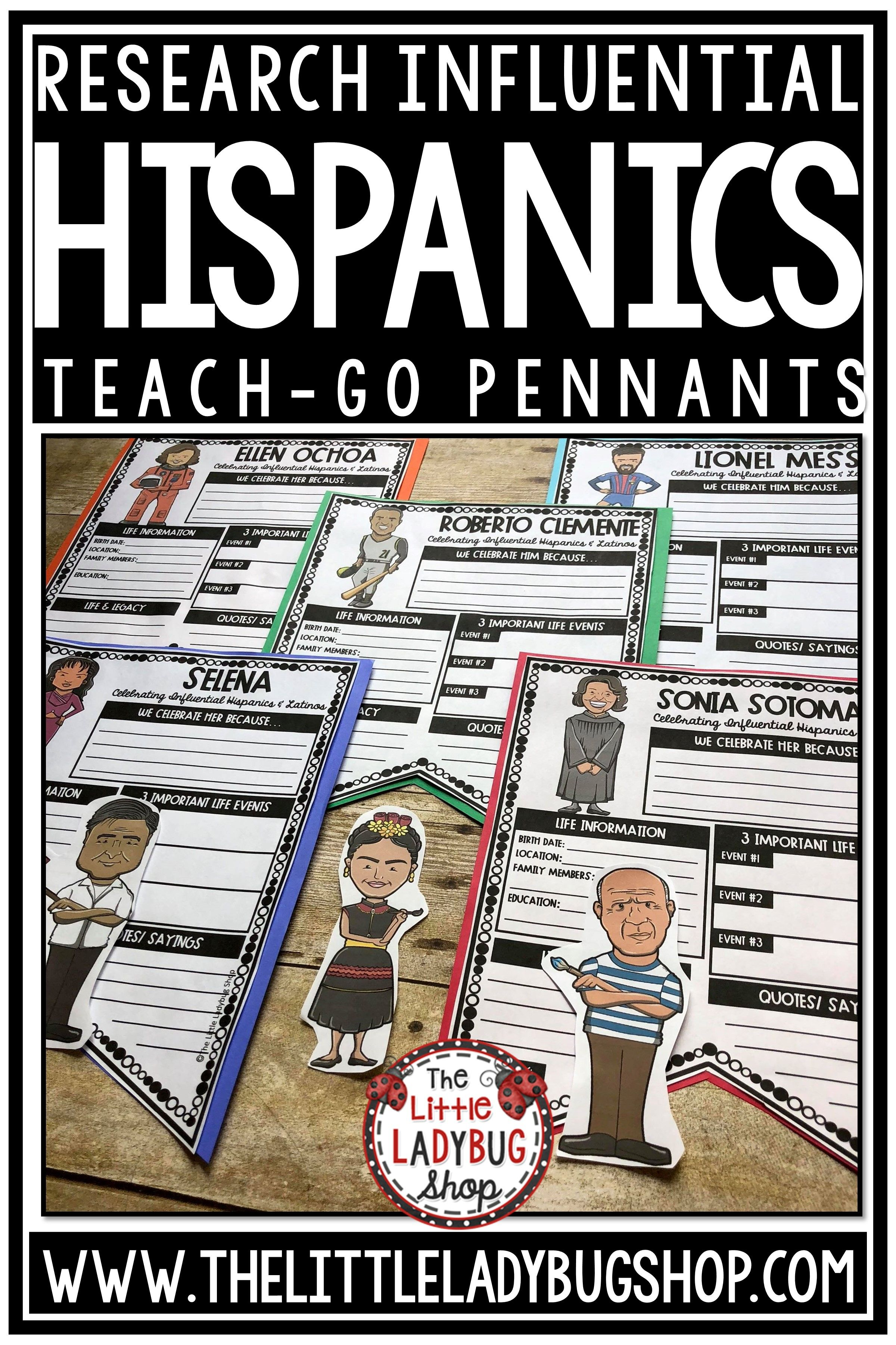 Celebrate Hispanic Heritage Month with some wonderful research ...