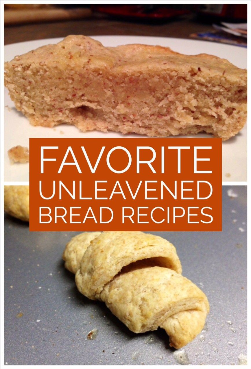Some of the best unleavened bread recipes for Passover   kosher in