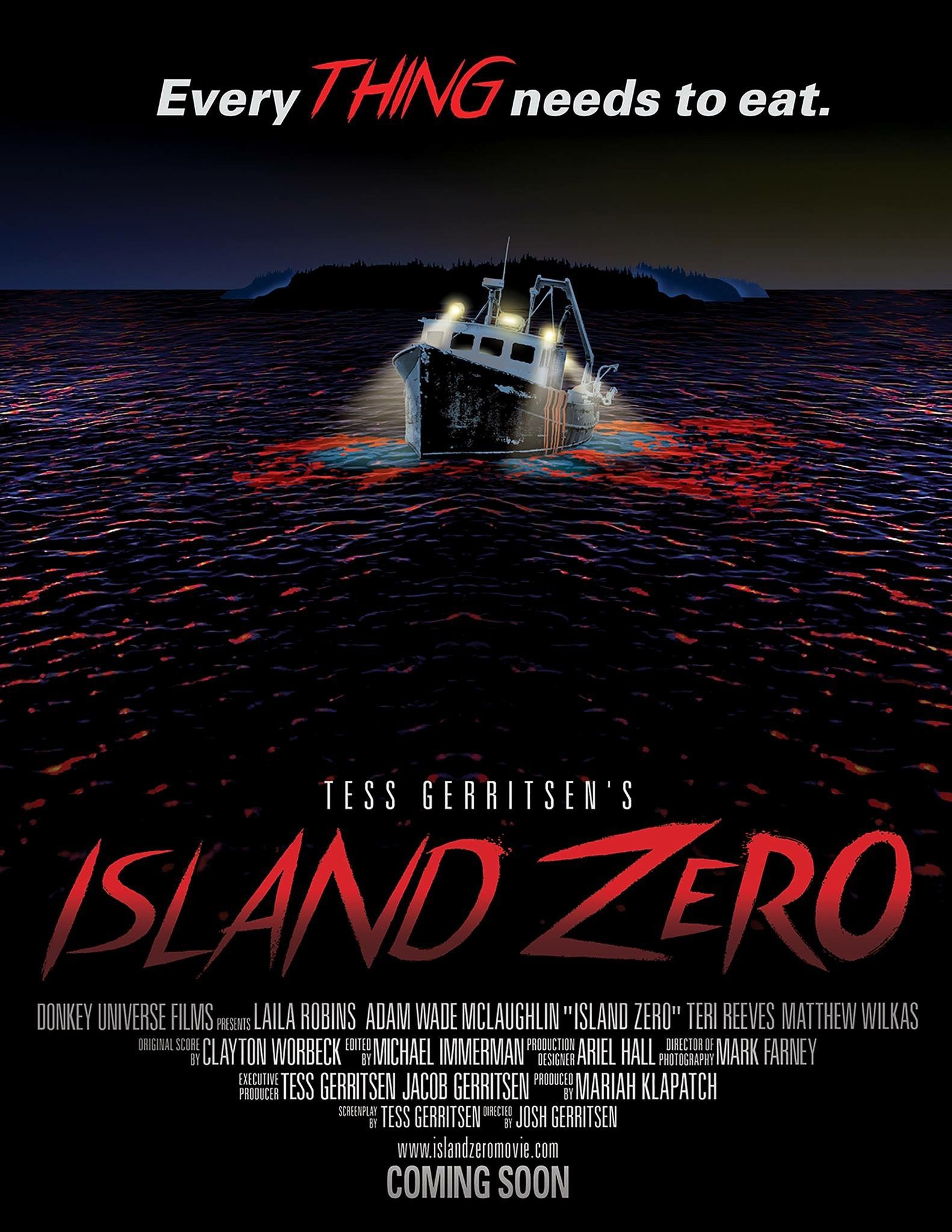 island zero movie poster design by muycreative com stuff i create