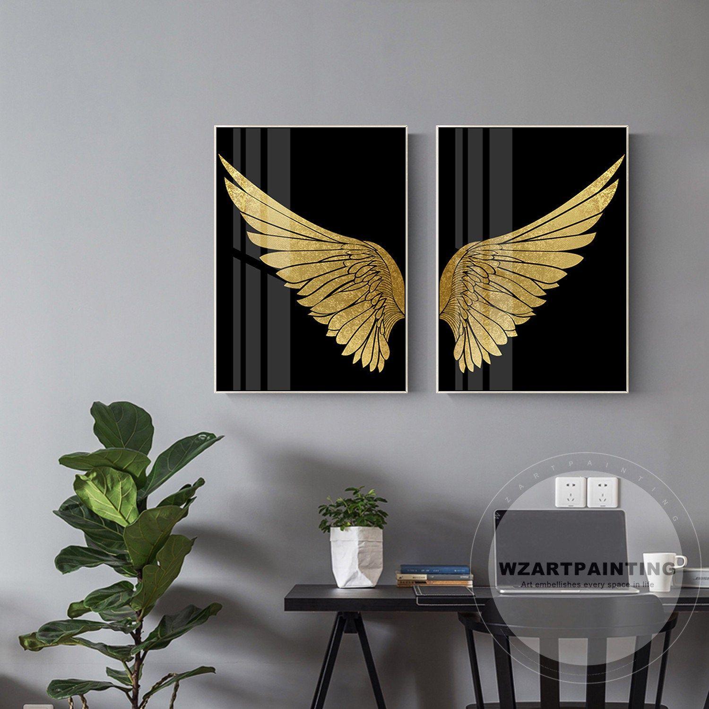 Two Doves Art Print Home Decor Wall Art Poster G