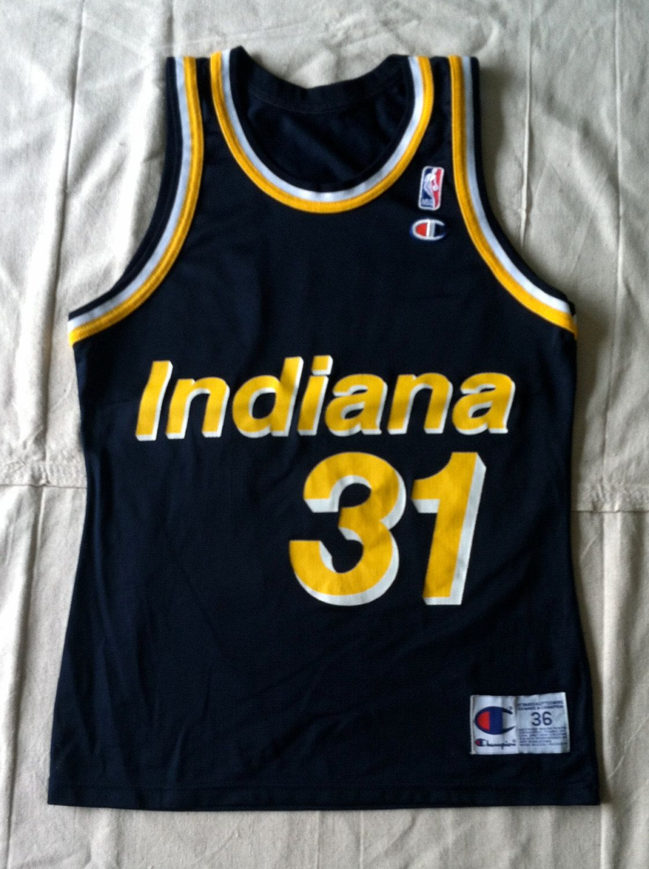 Indiana Pacers Reggie Miller Champion Jersey by SportsSportsSports Nba  Sports e2e31a14c