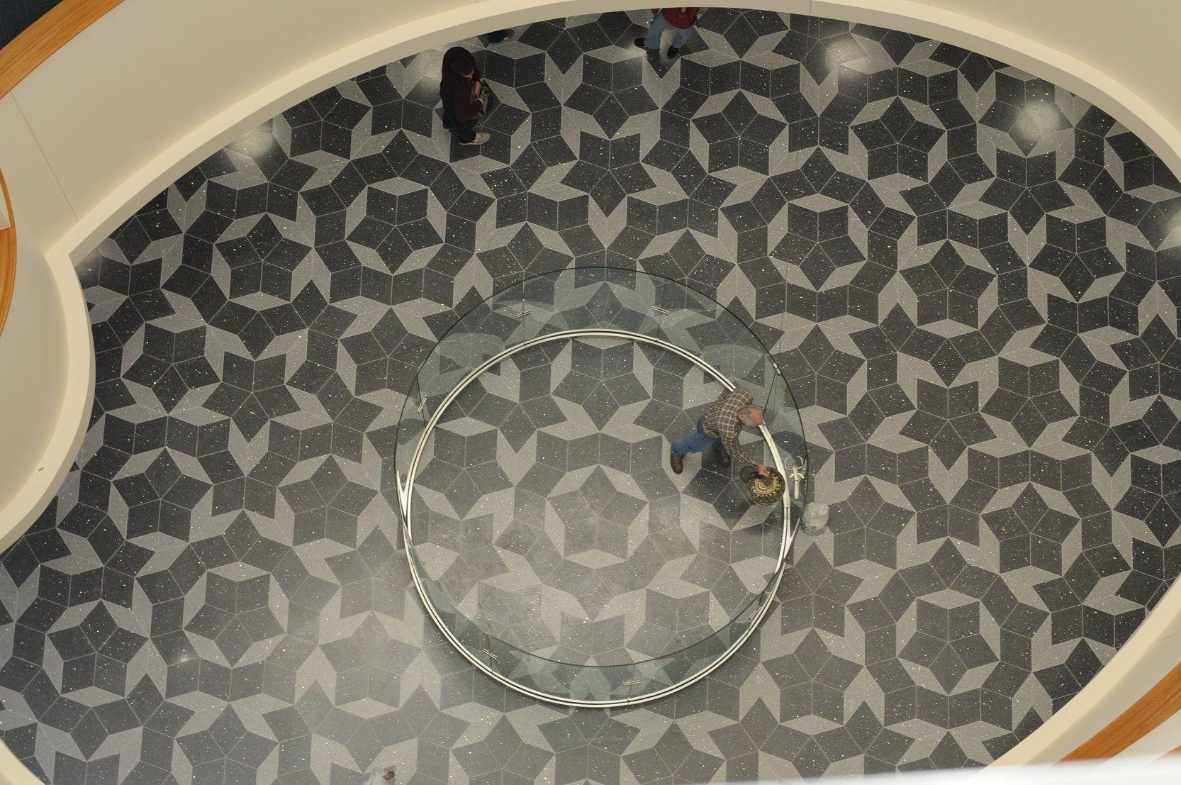 Penrose tiling of a finite plane mind games penrosen arabic penrose tiling of a finite plane dailygadgetfo Images