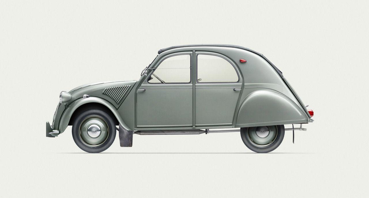 Citroën 2CV | Auto / moto | Pinterest