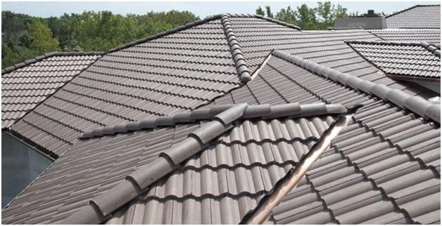 There Is A Lot To Take Into Consideration When Looking At The Different Types Of Tile Roofs Concrete Roof Tiles Painting Concrete Roof Restoration
