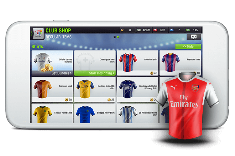 Top Eleven Be A Football Manager Best Jersey Football Manager