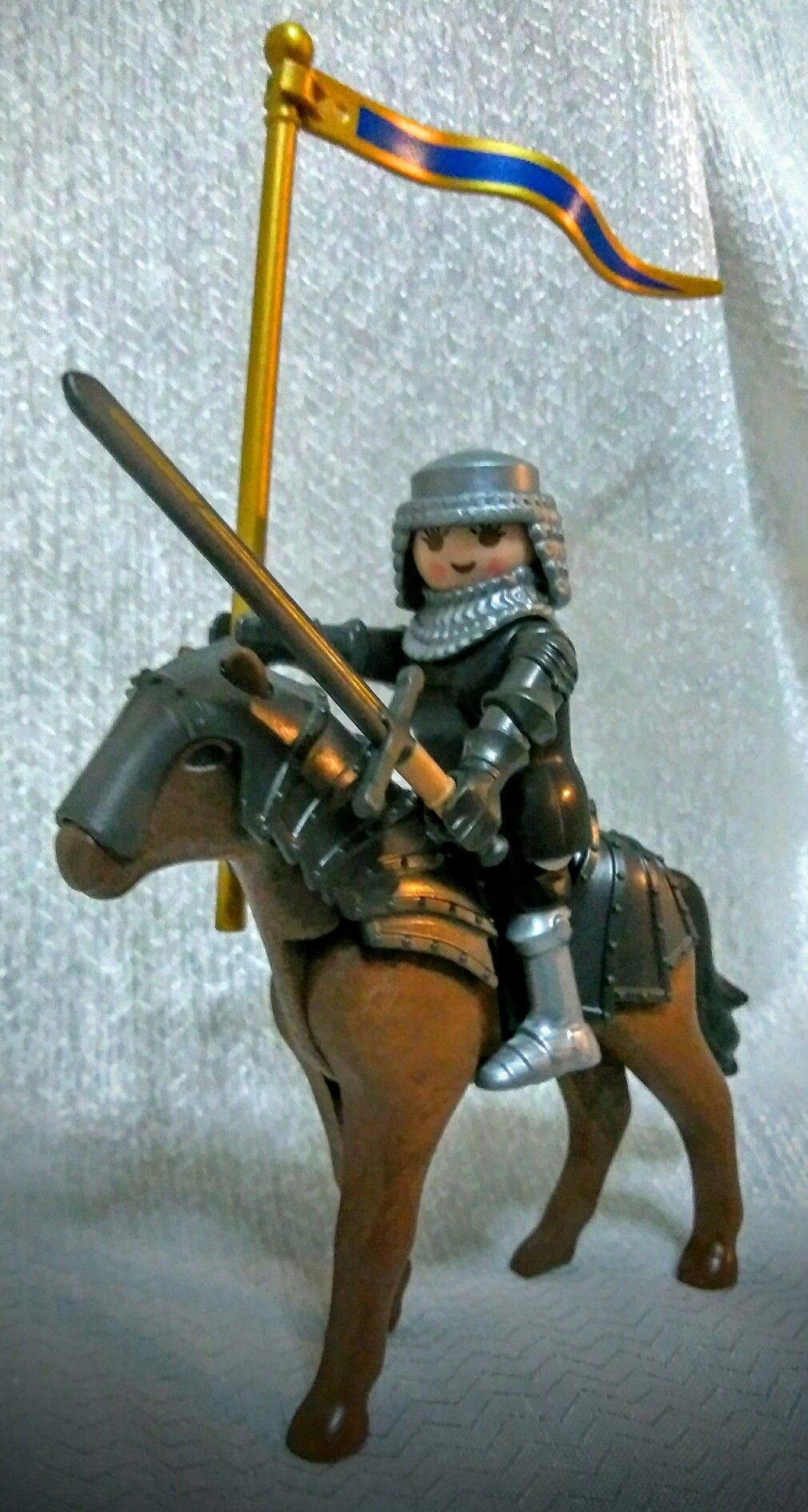 playmobil custom creation jeanne d arc by brother william my playmobil custom creation jeanne d arc by brother william