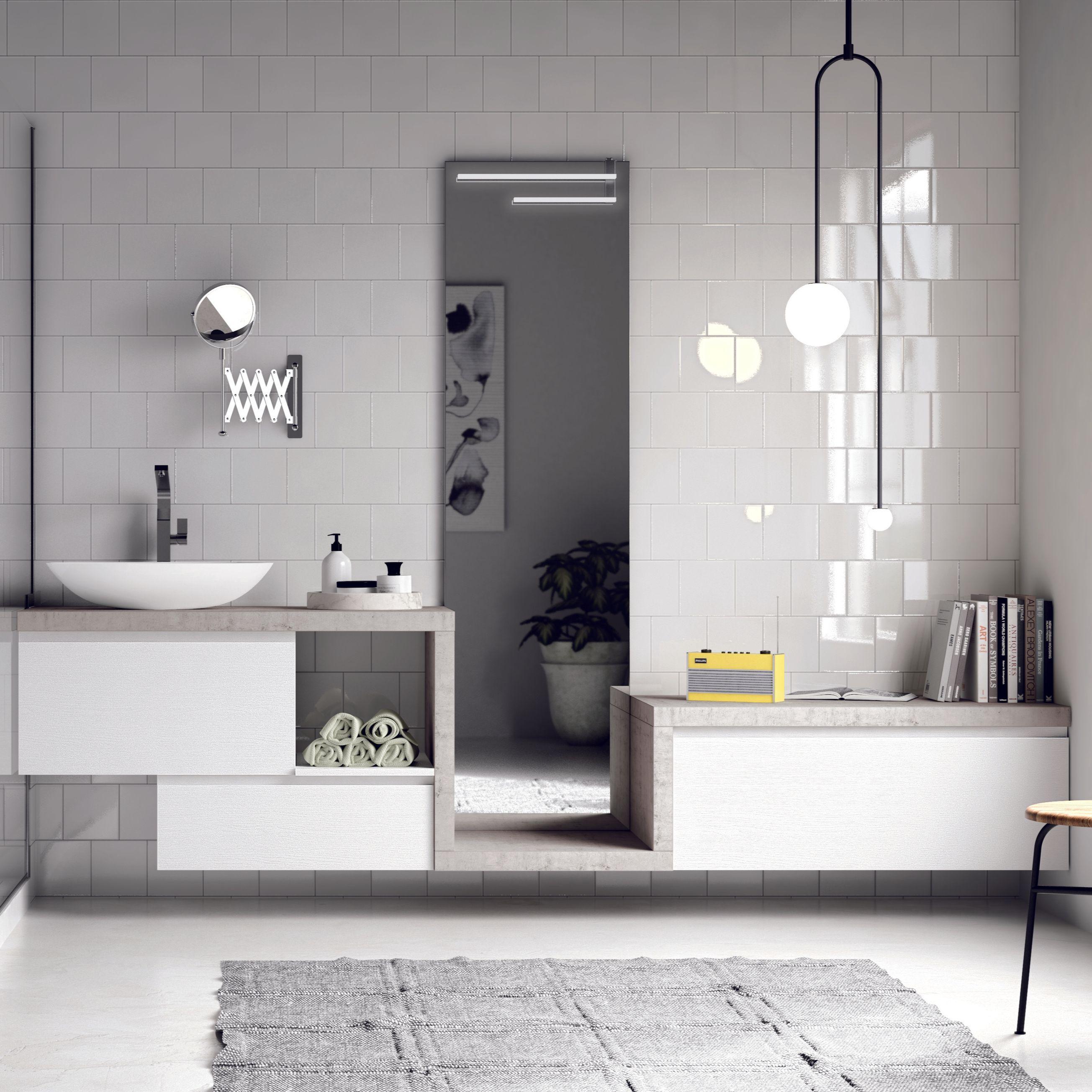 Bagno Amaranto Nel 2020 Design Del Bagno Bellissimi Bagni