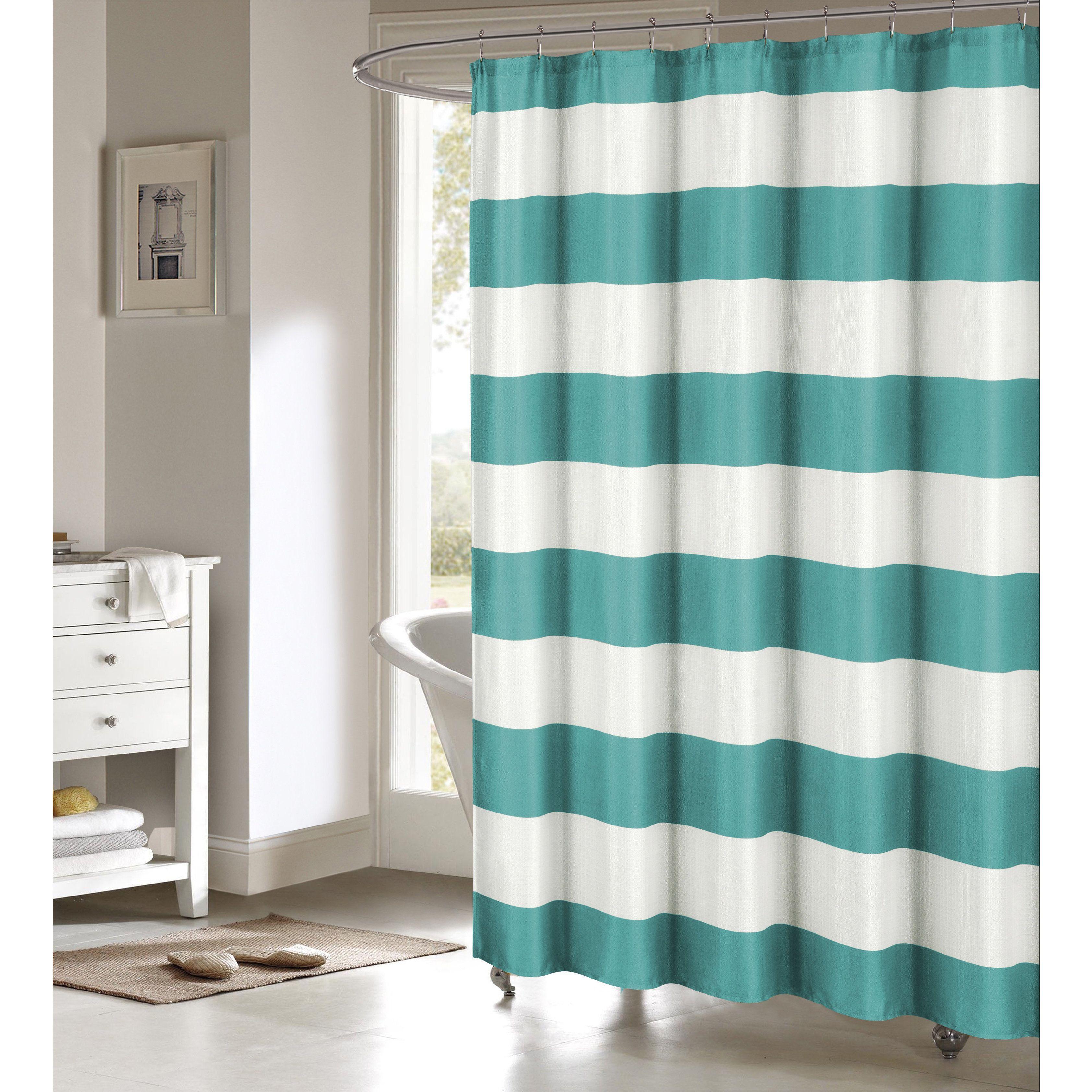 Duck River Toto Faux Linen Shower Curtain | Products | Pinterest ...