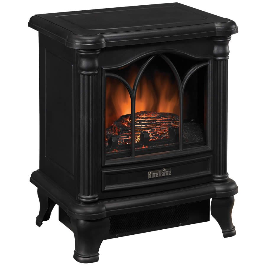 Dfs 450 2 Electric Stove With Heater Portable Fireplace