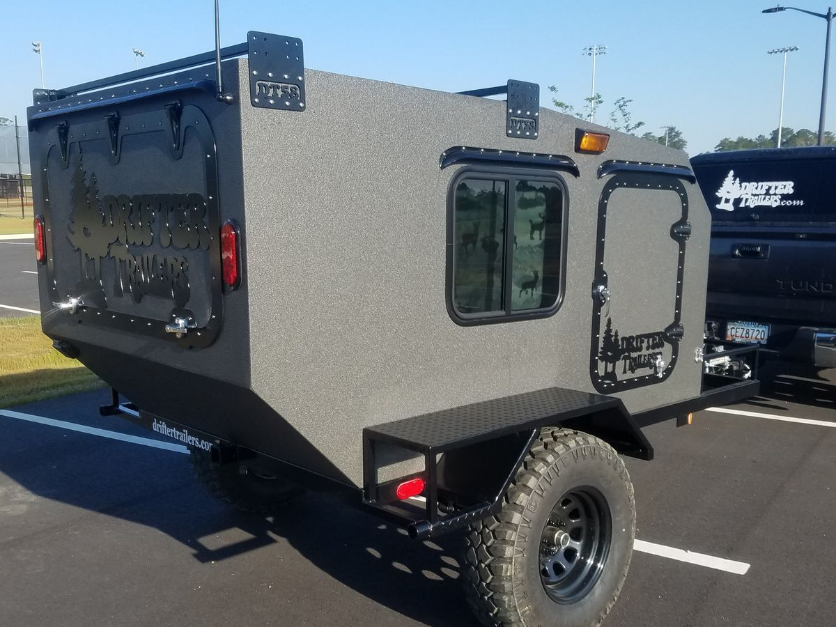Home Drifter Trailers Off road camper, Runaway camper