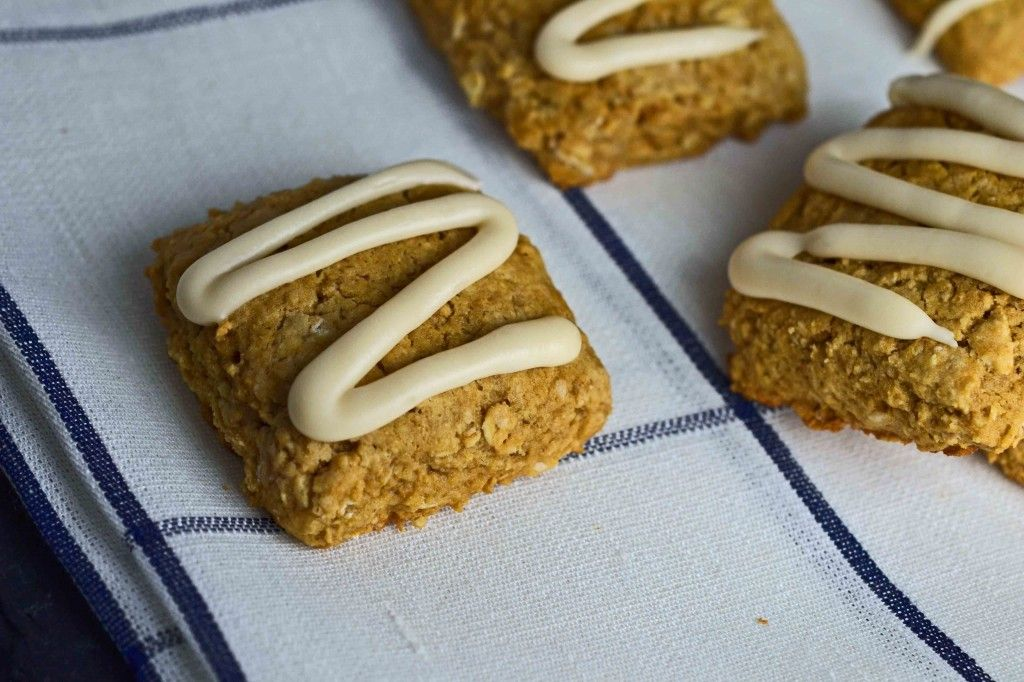 Oatmeal Squares - Gluten-Free Breakfast To Go - Gluten-Free on a Shoestring