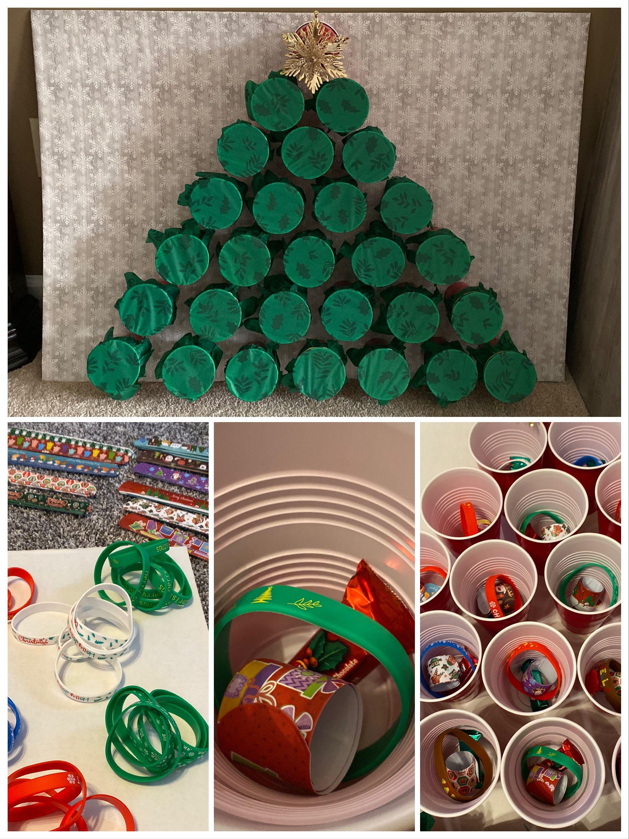 Christmas giving tree diy christmas gifts dollar tree