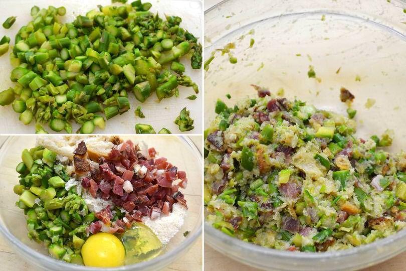 Ricette Asparagi Misya.Polpette Di Asparagi Ricetta Ricette Asparagi Polpette